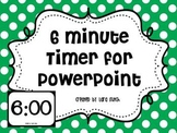 6 Minute Timer for PowerPoint