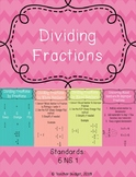 6.NS.1 Dividing Fractions Posters