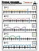 6.NS.1 Whole Number Fraction Numberlines