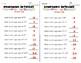 6.NS.5 Comparing Integers Exit Ticket