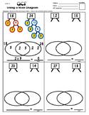 6.NS.B4 GCF using Factor Trees & Venn Diagrams