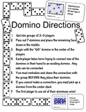 6.P.2    Matter - Properties and Change - Domino Review Game