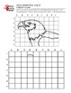 6 PACK Bird Grid Drawing Worksheets for Middle/High Grades