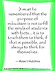 6-Pack #2 of Colorful Posters for the Classroom with Inspirational Quotations