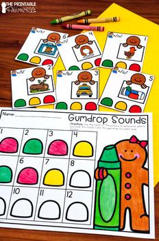 Kindergarten Centers {Math and Literacy Activities} 6 Pack Centers BUNDLE