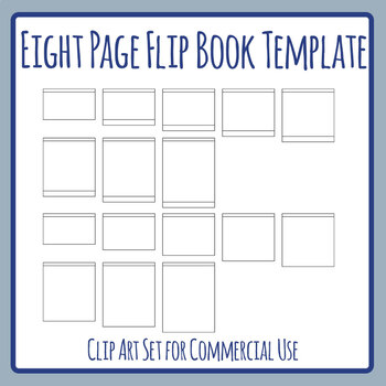 This is a photo of Flip Book Template Printable in free printable