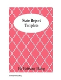 State Report Template