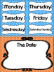 6 Piece Circle Time Clip Chart. Preschool-KDG. Class Accessories.