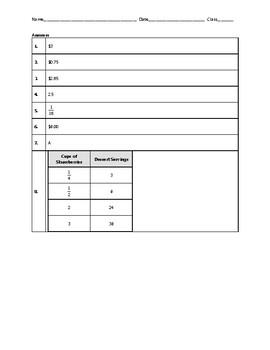 6.RP.1.2 Practice