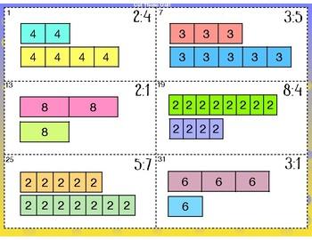 6.RP.1 Ratios Using Tape Diagram