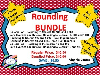 Rounding---BUNDLE