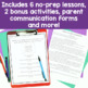 6 Session Leadership Skills Small Group {NO PREP!}