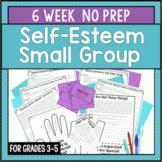 Self-Esteem Small Group Counseling Plan - NO PREP
