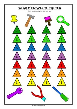 6 Spelling Games for Lower Primary
