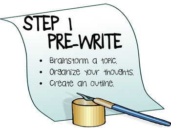 6 Stages of the Writing Process