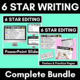 6 Star Editing Checklist- Posters & Powerpoint (Distance L
