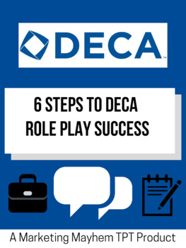 6 Steps to DECA Role Play Success