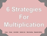 6 Strategies For Multiplication