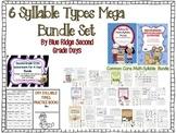 6 Syllable Type Mega Bundle