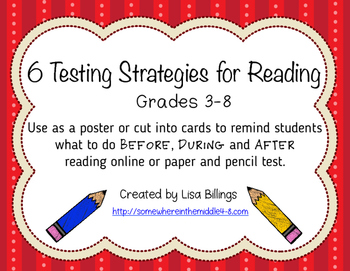 6 Testing Strategies for Reading