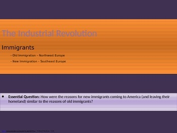 6. The Industrial Revolution - Unit Presentation