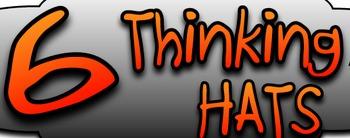 6 Thinking Hats Classroom Poster