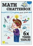 6 Times Tables Chatterboxes