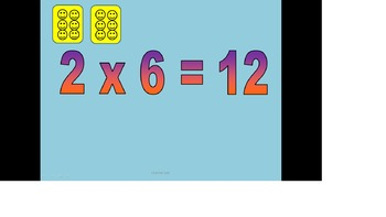 6 Times Tables and Division Package