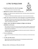 6 Tips to Pass the STAAR Reading Test