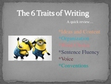 6-Trait Writing Review PP