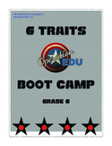 6 Traits Boot Camp - Grade 6