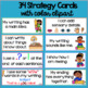 6 Traits Bulletin Board Set with Headings and Strategy Cards