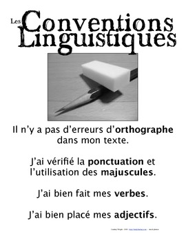 6 Traits Posters - French
