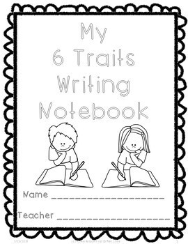 6 Traits of Writing Mini Lessons With Printables!