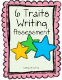6 Traits Writing Sample
