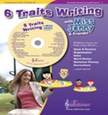 6 Traits of Writing CD-Book Set - A Great Common Core Writing Resource