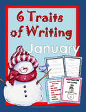 6 Traits of Writing January