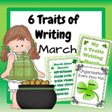 6 Traits of Writing March