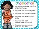 6 Traits of Writing Posters (K-3)