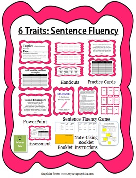 6 Traits of Writing: Sentence Fluency