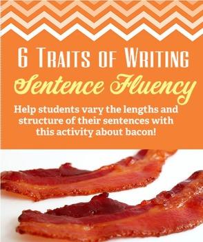 6 Traits of Writing: Sentence Fluency Worksheet