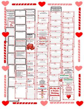 6 Traits of Writing Valentine's Day
