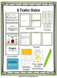 6 Traits of Writing: Voice Lesson