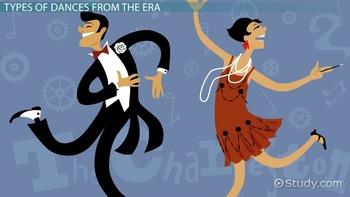 6. USA 1920s - Music, Dances and Cinema.