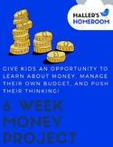 6 Week Money Project - Gifted & Talented