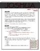 6 Week Curriculum Series on the Book of Joshua