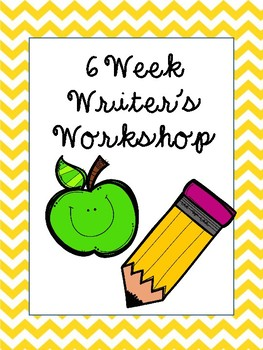6 Week Writer's Workshop - Writing Test Prep