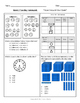 6 Weeks of 3rd Grade VA Math SOL Review Morning Work and Homework