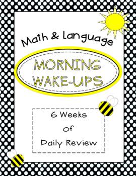 6 Weeks of Morning Wake Ups