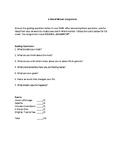 6 Word Memoir Assignment/ Rubric